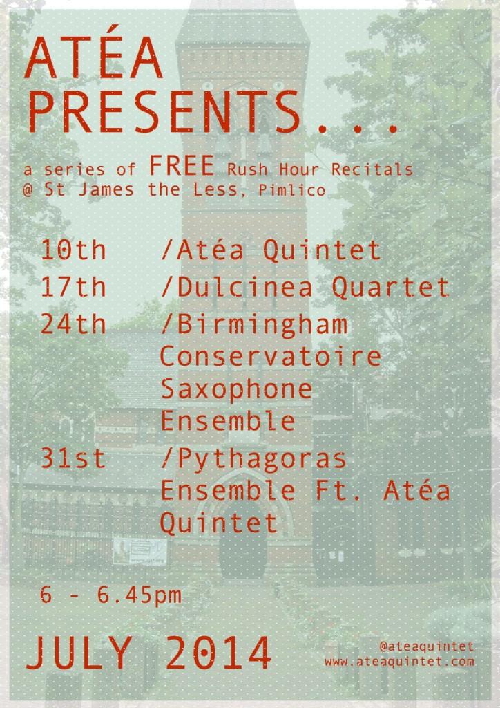 Atea July 2014 Recitals Flyer